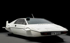 1977 Lotus Esprit S1 submarine. Photo by RM Auctions.