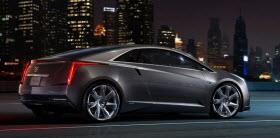 Cadillac ELR. Photo by GM.