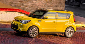 2014 Kia Soul. Photo by Kia.