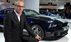 J Mays is retiring from Ford; he will be replaced by Moray Callum (© Autoweek)