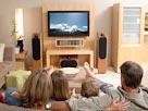 Image: Watching television (© Corbis)