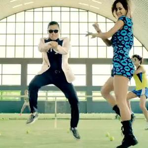 Credit: Via: officialpsy; http://aka.ms/qd500p&#xA; &#xA;Caption: PSY - GANGNAM STYLE video still&#xA;
