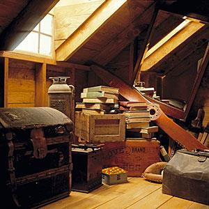 Image: Attic © Exactostock, Superstock