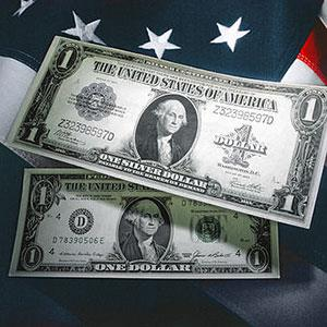 Image: US currency (&#169; liquidlibrary/Jupiterimages/Jupiterimages)