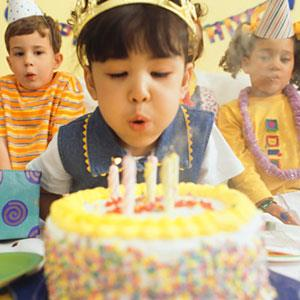 Image: Birthday party (© Ryan McVay / Photodisc Green/Getty Images)