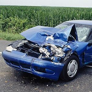 Image: Car Accident (© Robert J. Bennett/age fotostock)