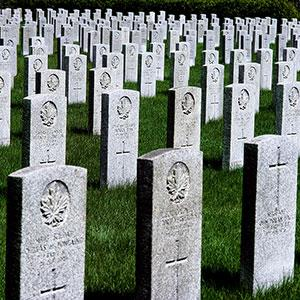Image: Cemetery (© Perry Mastrovito/Corbis)