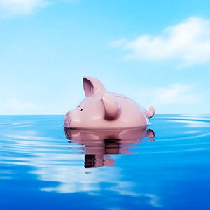 Piggy bank ( Le Club Symphonie/Ian Nolan/Photodisc/Getty Images)