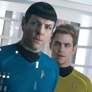 Star Trek 'Into Darkness' © Paramount Pictures