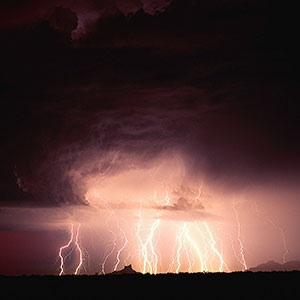 Image: Lightning (© Warren Faidley/Corbis)