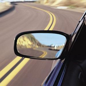 Image: Car side mirror © Adam Gault, Digital Vision, Getty Images