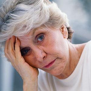 Image: Worried Woman (© Thinkstock Images/Jupiterimages)