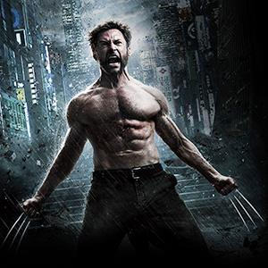 Hugh Jackman as The Wolverine, 2013 (© Moviestore/Rex Features)