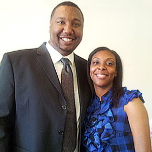 Mark and Rickele Wingo / courtesy of Wingo family