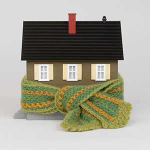 Home insulation © ThinkStock/Jupiterimages