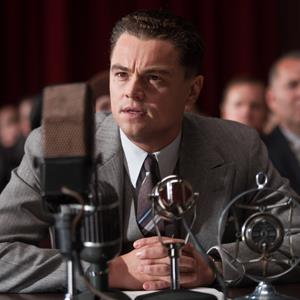 Leo DiCaprio in 'J. Edgar' © 2011 Warner Bros. Ent