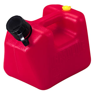 Gasoline container © Lawrence Manning/Corbis