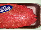 Image: Packaged ground beef (© Frank Bean/Uppercut RF/Getty Images)