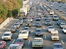 Image: Los Angeles, Calif., traffic on Interstate 405 © VisionsofAmerica/Joe Sohm/Digital Vision/Getty Images