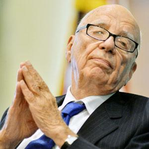 Image: News Corp. CEO Rupert Murdoch (© Josh Reynolds/AP Photo)