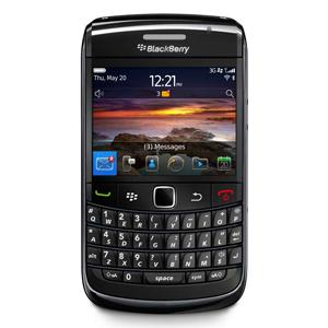 Credit: 2012 Research In Motion LimitedCaption: BlackBerry Bold 9780 Smartphone
