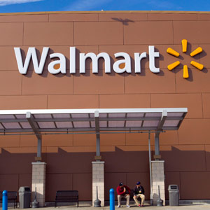 Wal-Mart store in Secaucus, New Jersey, Jin Lee, Bloomberg via Getty Images