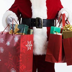 Image, Santa Claus copyright Corbis