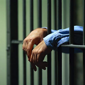 Image: Jail -- Corbis
