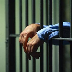Image: Jail -- Corbis