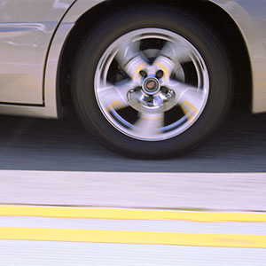 Image: Car tire (Sarah M Golonka/Brand X/Getty Images)