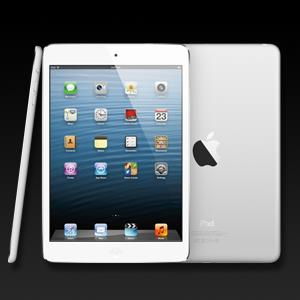 iPad mini, copyright 2012 Apple Inc