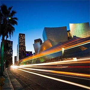 Downtown Los Angeles, California copyright CPA, Flickr, Getty Images