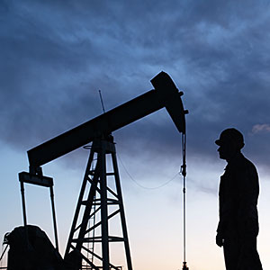 Oil Well Pumpjack copyright Roger Milley, Vetta, Getty Images