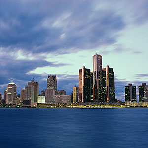 Image Detroit copyright Vladimir Pcholkin, Photographer