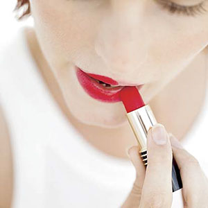 Image, Lipstick copyright Stockbyte, PictureQuest