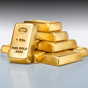 Gold Bars Stockbyte SuperStock