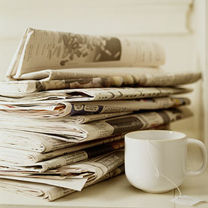 Newspapers Janis Christie Getty Images
