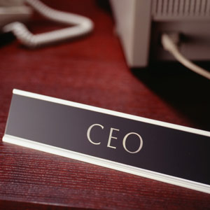 CEO Photodisc Getty Images