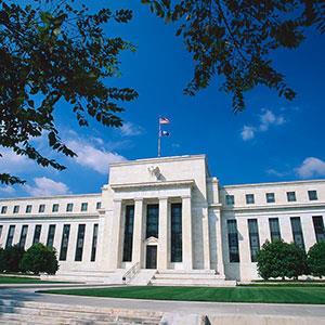 Federal Reserve Building copyright Hisham Ibrahim Corbis