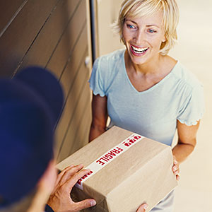 Delivery copyright George Doyle, Stockbyte, Getty Images