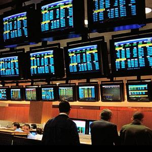 stock market fotostock