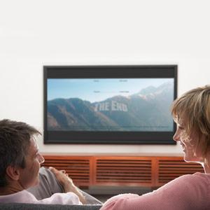 Watching television © image100 Corbis