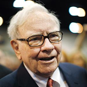 File photo of Warren Buffet in April 2011 (© Rick Wilking/Newscom/Reuters)