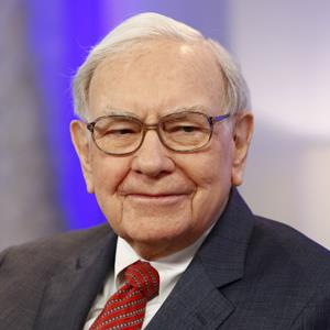 File photo of Warren Buffett (copyright Peter Kramer/NBC/NBC NewsWire via Getty Images)