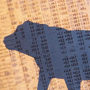 Stock market Bear copyright Hemera Technologies, Jupiterimages