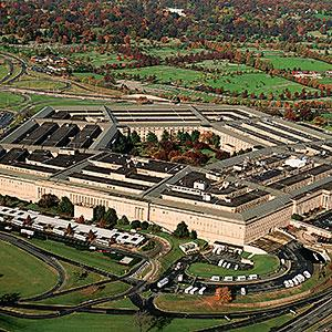 The Pentagon © Digital Vision., Photodisc, Getty Images
