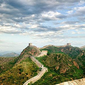 Great Wall of China copyright Photodisc, SuperStock