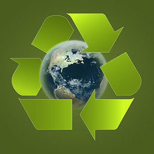 Recycle copyright Comstock Images, Jupiterimages