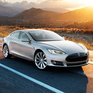 Tesla Model S (© 2013 Tesla Motors)