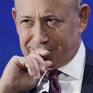 File photo of Lloyd Blankfein, Chairman and CEO of Goldman Sachs, on Sept. 24, 2012 in New York (© Mark Lennihan/AP Photo)